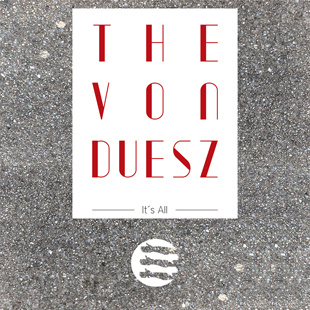 The Von Duesz - It's All Cover by Susan Weise